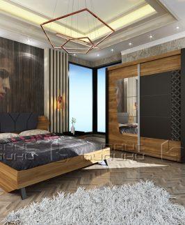 Спален комплект КАФЕ